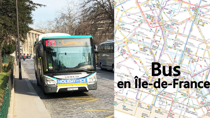 paris bus line80 to line89 route map