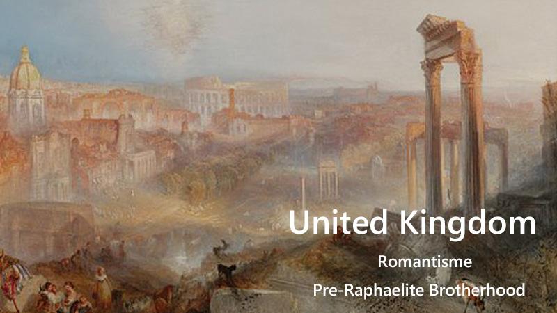 ロマン主義 イギリス