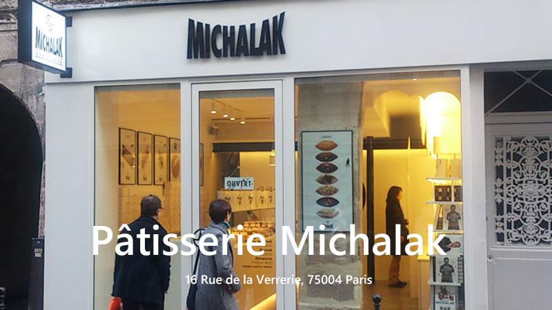 Pâtisserie Michalak Paris