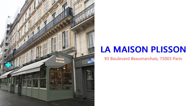 LA MAISON PLISSON BEAUMARCHAIS
