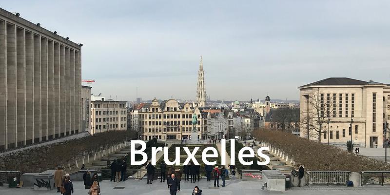パリから日帰り ブリュッセルの旅